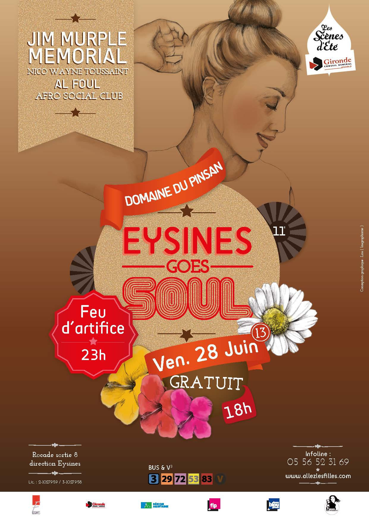 Eysines Goes Soul 2013