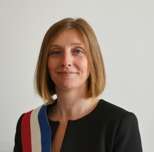 Christine Bost maire d'eysines