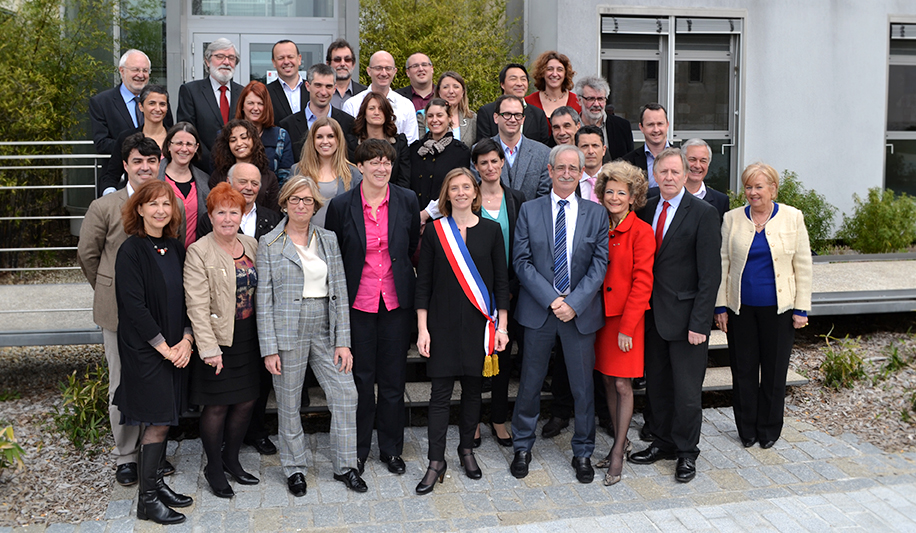 photo conseil municipal 2014 2020 Eysines