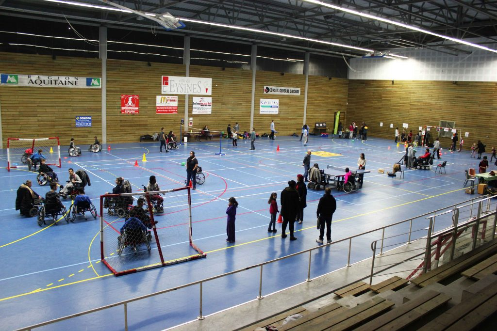 Forum handisport à Eysines